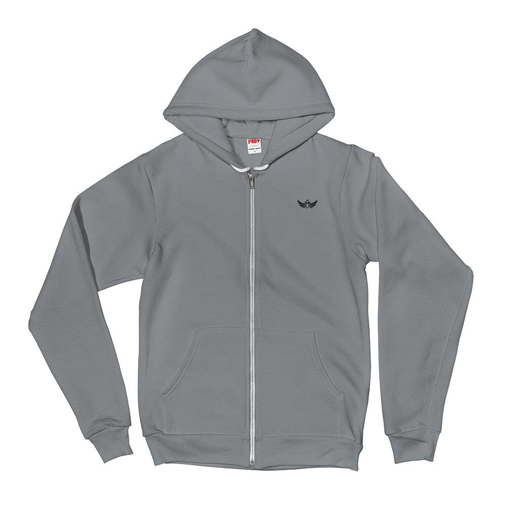 cb187210c0 Men s Hoodie Sweater  Black Eagle Logo – Duran Shop